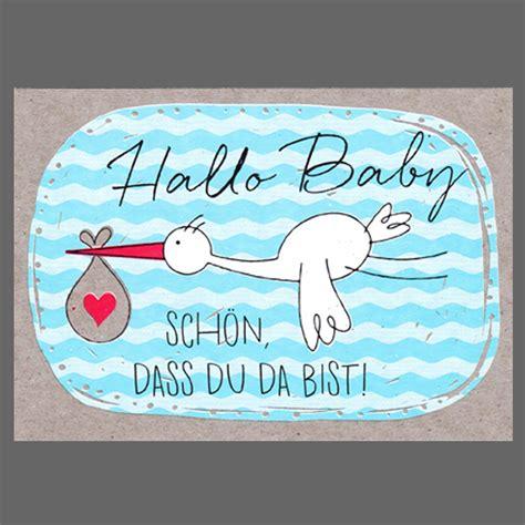 hello baby postkarte hallo baby berliner t 246 chter webshop