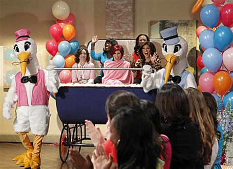 Http Www Cbs Com Shows The Talk Giveaways - cbs press express new grandmother sharon osbourne and co hosts to throw million