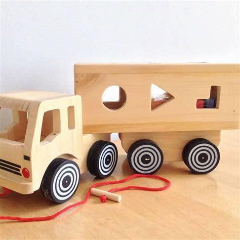 Truck Geometri Bentuk Mainan Edukasi Edukatif Anak Kayu Murah Sni gambar produsen mainan edukatif anak ape bop paud 2017