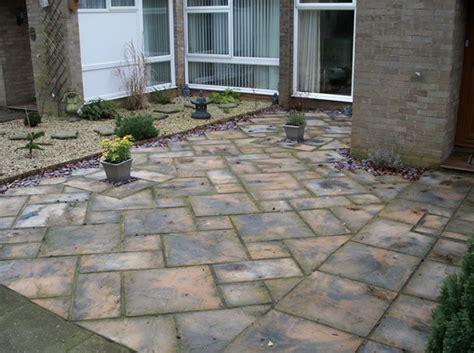 patio conversion in decorative rw landscapes