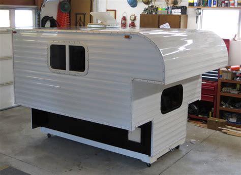 Rv Plans Homemade Pickup Camper Plans Joy Studio Design Gallery