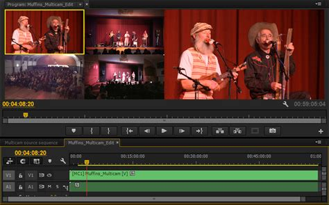 how to use the multicam editor in adobe premiere pro cs6 video editing applications handbook kdenlive
