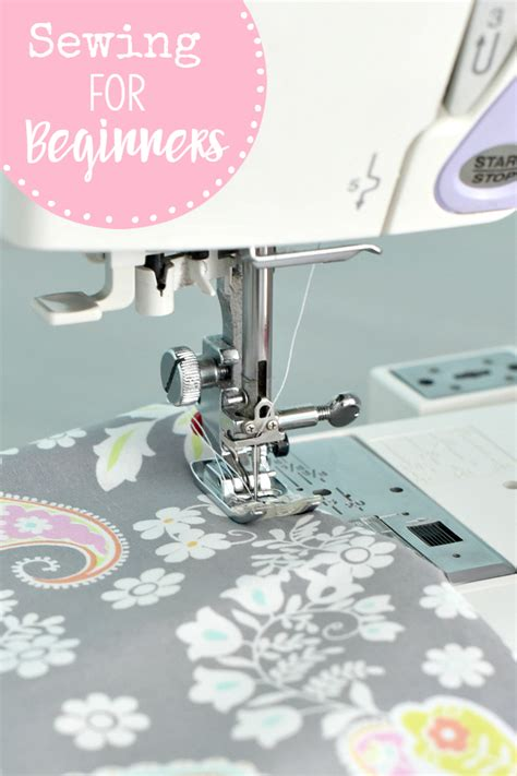 Sewing For Beginners Everything You Need To Learn To Sew
