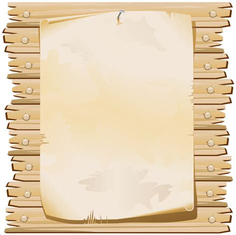 background frame set of wooden background with frames vector free vector in