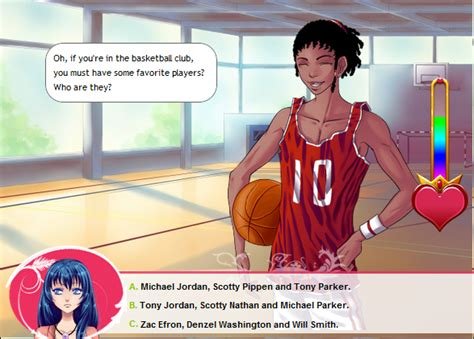 my walkthroughs dajan quot oh if you re in the basketball club quot