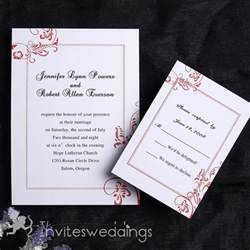 wedding invitations summer wedding invitations cheap invites at