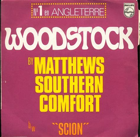 comfort guy woodstock matthews southern comfort woodstock records vinyl and cds