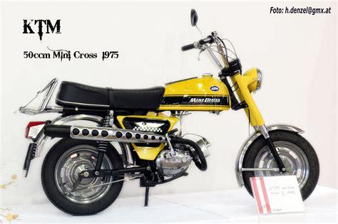 50ccm Motorrad Ktm by Ktm 50ccm Mini Cross 1975 Benzinradl N Pinterest