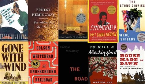 the prize books the 30 best pulitzer prize winning novels and story