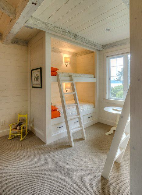 Built In Bunk Bed Ideas 27 Fantastic Built In Bunk Bed Ideas For Room From A Tales