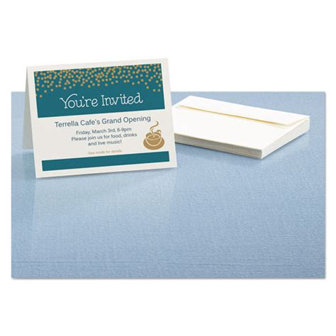 avery note card envelope template ave3379 avery textured note cards zuma