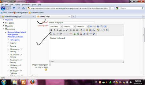 membuat web e learning dengan moodle cara membuat aplikasi moodle e learning dengan