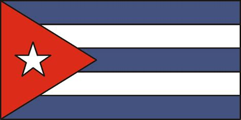 cuban cuba flag pin cuban flag tattoo cake on pinterest