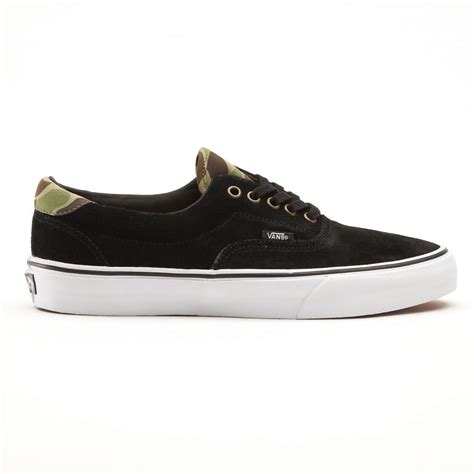 loafer vans buy vans u era 59 suede loafers in black and camo