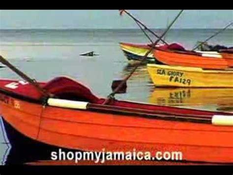 jamaica fishing boat fishing boats at dusk jamaica youtube