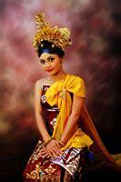 Baju Kostum Anak2 Costume Tiger balinese costume make up artis profesional studio foto
