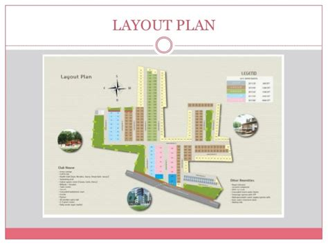 layout plan bda sunny green woods a bda approved plotted development