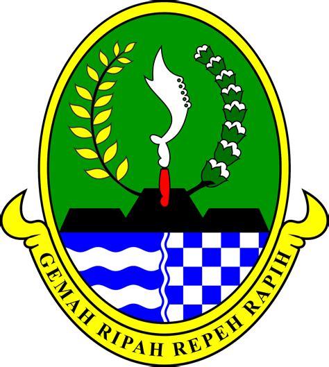 Logo Jawa Barat Bordir barli berbagi logo provinsi jawa barat png