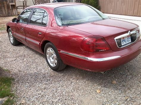 99 lincoln continental 1999 lincoln continental pictures cargurus