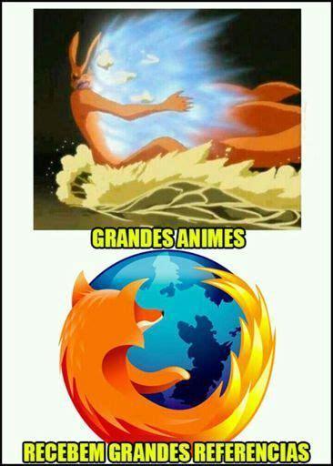 Mozilla Kurama revivendo memes 1 shippuden amino