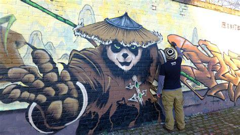 graffiti  legitimate art form    urbanscape