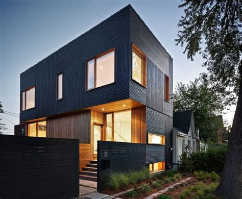 home design blog toronto house 3 is a green roofed modern home in toronto that