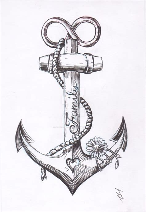 anchor tattoo ideas 48 anchor designs and ideas
