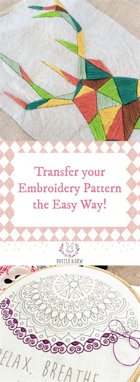 embroidery design transfer techniques best 25 hand embroidery patterns ideas on pinterest