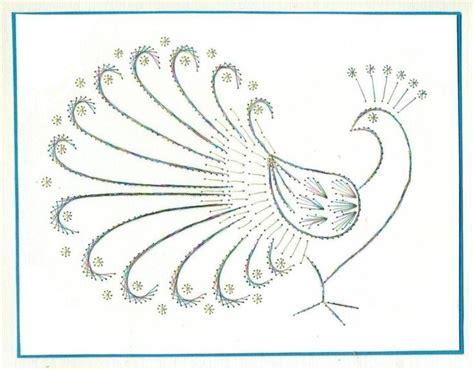String Peacock Pattern - meer dan 1000 afbeeldingen string embroidered