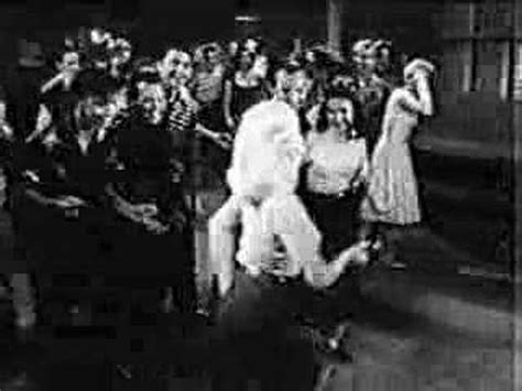the swing youth swing dancing from the movie untamed youth 1957 youtube