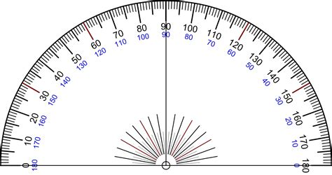 printable degree protractor file protractor rapporteur degree v1 jpg