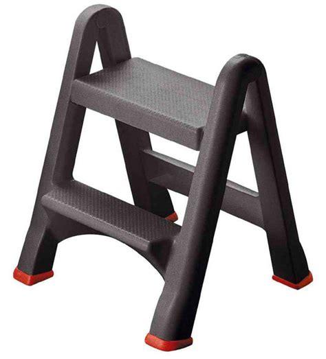 curver rubbermaid folding steps mounting block black