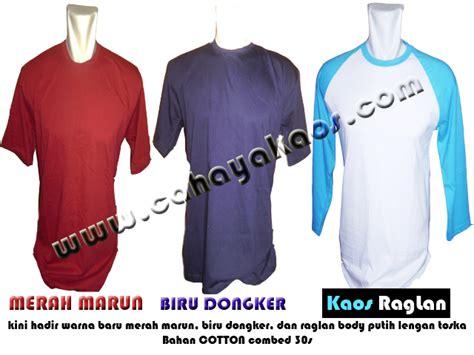 Kaos Oblong Ragelan Casper Copy kaos polos warna cahaya kaos polos