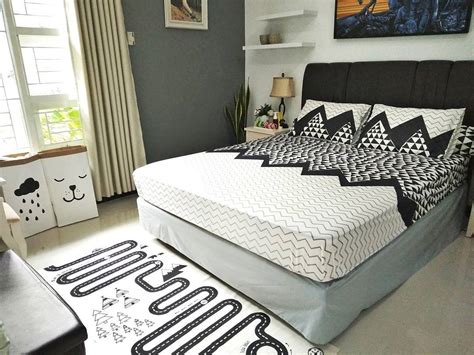 Tempat Tidur Minimalis Ukuran Kecil 40 desain kamar tidur sederhana tapi unik keren terbaru