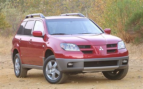 automotive service manuals 2004 mitsubishi outlander interior lighting used 2004 mitsubishi outlander for sale pricing features edmunds
