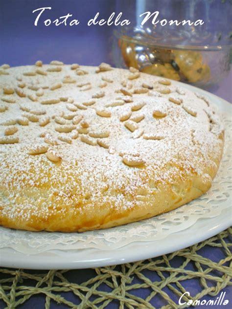 fior di frolla ricette torta della nonna fior di frolla