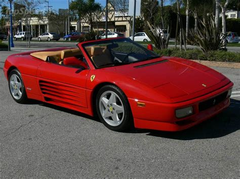 348 spider for sale