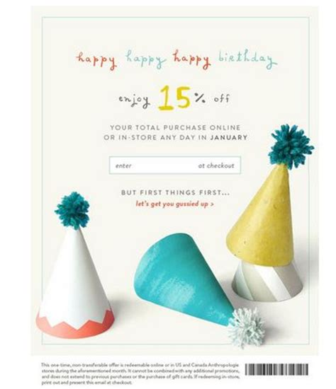 15 Best Images About Birthday Email Templates On Pinterest Happy Birthday Email Template