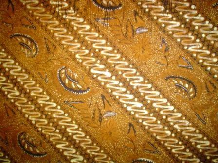 Batik Soga Genes Coklat Kilap all about batik batik laweyan