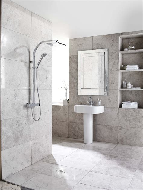 honed marble bathroom silver honed filled travertine tiles tiles ideas