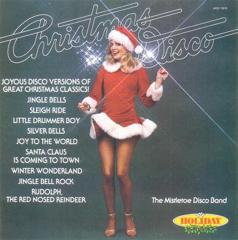 a christmas yuleblog the mistletoe disco band christmas