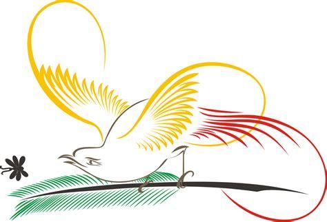 download gambar format vektor download burung cendrawasih format vector logo lambang