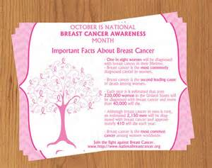 Breast Cancer Brochure Template Free by Breast Cancer Awareness Flyer Editable Template Microsoft