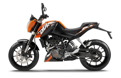 Ktm Duke 125 Features Ktm 125 Duke Official Specifications Photos Bike