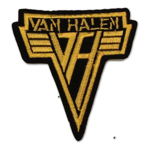 Patch Iron Patch Vans Diskon halen embroidered iron on patch style new