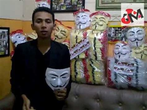 Jual Masker Naturgo Depok topeng anonymous vandeta murah di jakarta selatan jarozmagic