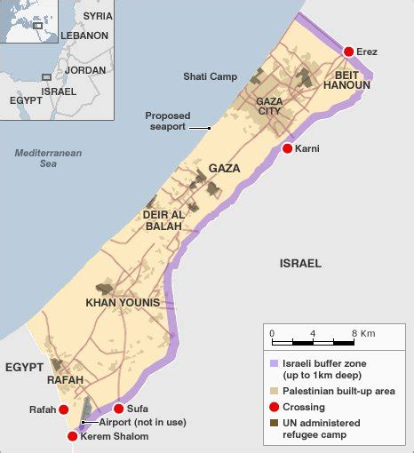 middle east map gaza un urges israel to loosen gaza restrictions news