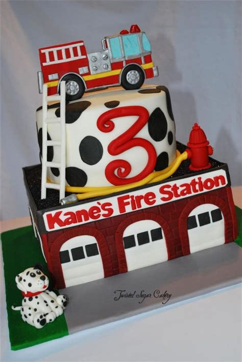 Truck Decorations by 36 Best Firefighter Birthday Images On