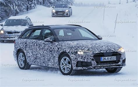 Audi Wagon 2020 by 2020 Audi A4 Avant Top Speed