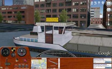 3d boat simulator google earth planetinaction ships